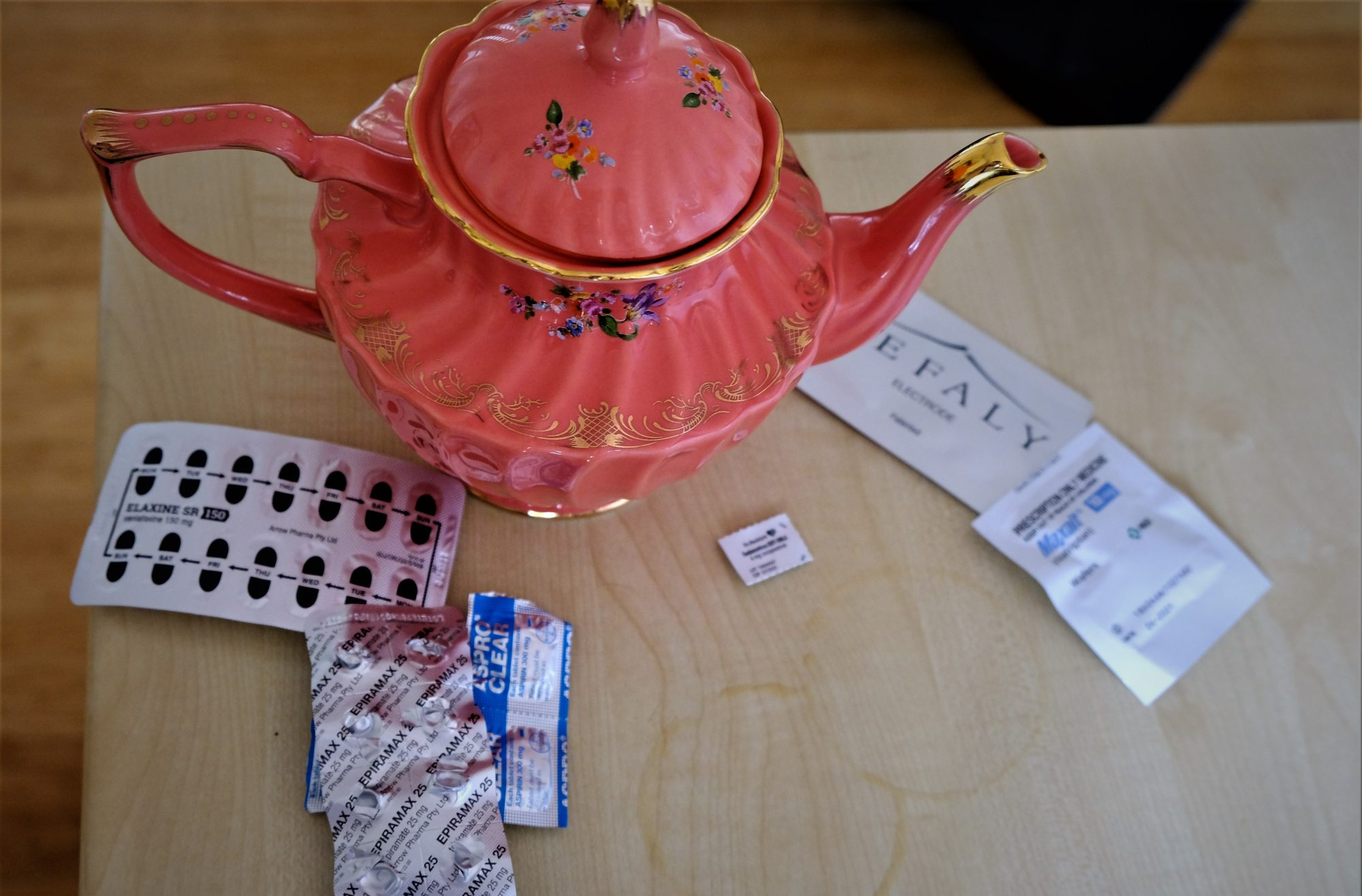 Not so simple Sick Leave – Tea stains and Migraines